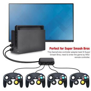 Gamecube-Controller-Adapter-Converter-GC-For-Switch-Wii-U-PC-Super-Smash-Bros