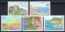 Monaco 1978 Yvert n°1147 à 1151 neuf ** 1er choix