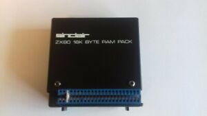 ULTRA-RARE-VINTAGE-SINCLAIR-ZX80-16K-BYTE-RAM-PACK-MINT