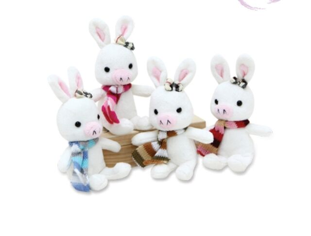 Korean Drama 'You are so beautiful ' pig rabbit doll cellphone strap