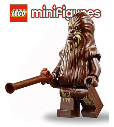 Wookiee  aus dem Set Clone Scout Walker™ LEGO® Star Wars™ 75261 Minifigur