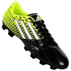 Adidas Homme Noir Jaune neoride TRX FG Chaussures de Football