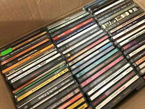 Wholesale-100-verwendeten-verschiedene-CDs-verschiedene-Musik-CD-alle-Genre-Hits-Classic