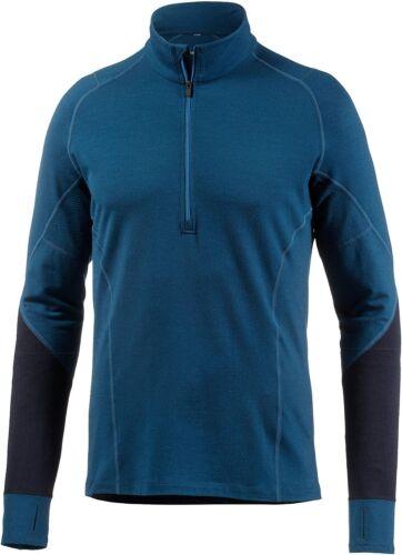 Funktionsshirt Merinowolle Modell 18 Icebreaker Winter Zone LS Half Zip Männer
