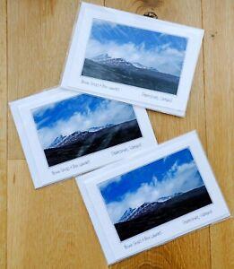 3-x-039-Beinn-Galas-amp-Ben-Lawers-039-Perthshire-Scotland-Notelet-Greeting-Card