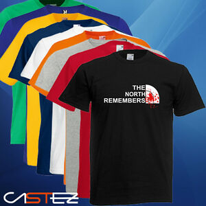 Camiseta-the-north-remembers-basado-juego-de-tronos-regalo-humor-ENVIO-24-48h
