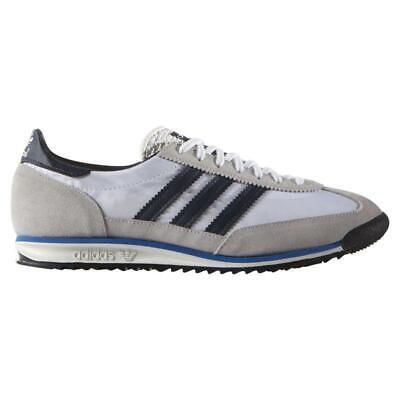 adidas Originals SL 72 Trainers - White/Navy/Royal - S78999 - Size UK 7-12 | eBay
