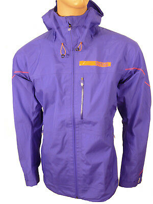 Adidas Terrex Regenjacke GORE TEX® Funktionsjacke Jacke lila | eBay