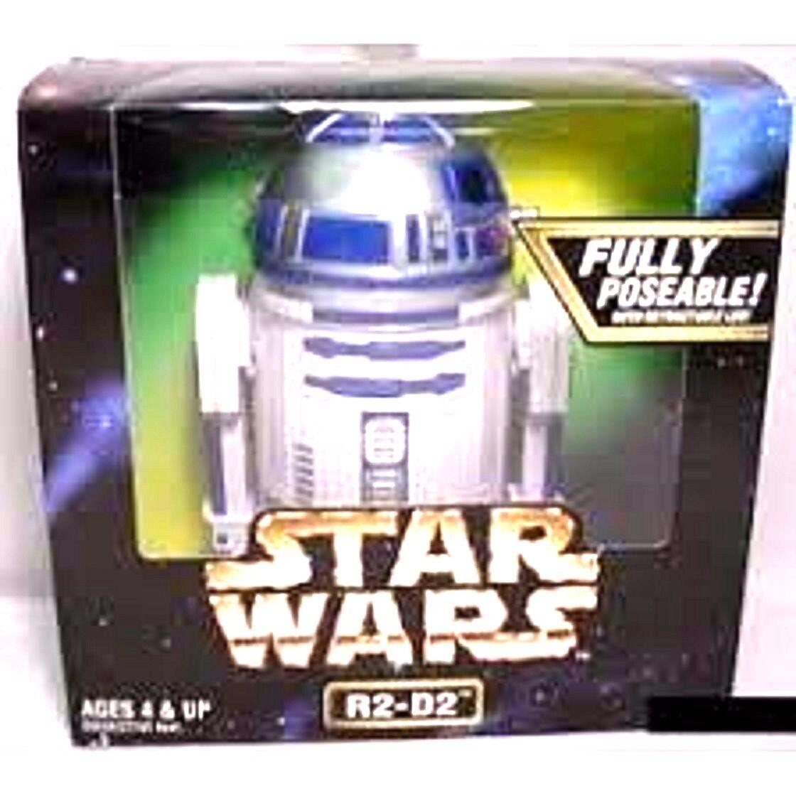 Star Wars R2-D2 6   Action Collection Figure Avec Rétractable Jambe-NEUF  pour pas cher