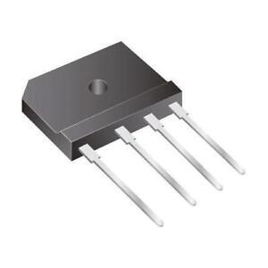 5-x-Lite-On-KBJ406G-Bridge-Rectifier-4A-600V-4-Pin-KBJ4