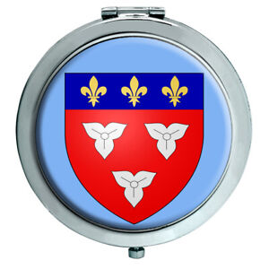 Orleans-France-Compact-Mirror