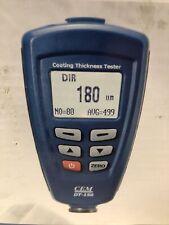 Cem Dt 156 Paint Coating Thickness Tester Gauge Auto Meter 0 1250um