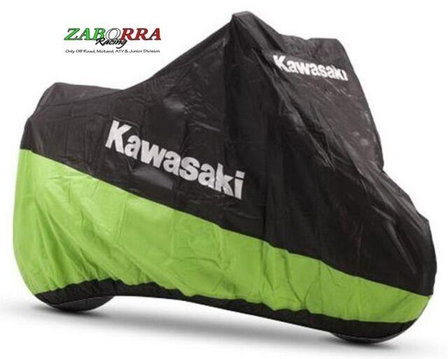 COPRIMOTO Telone di copertura moto KAWASAKI telo da interno TAGLIA M 039PCU0007