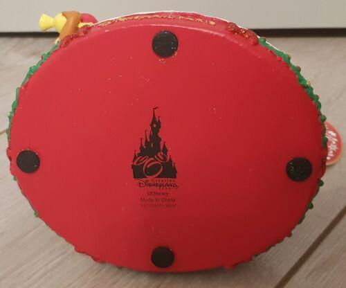 FIGURINE NOEL TIC et TAC Christmas Chip /& Dale EXCLUSIVE  Disneyland Paris