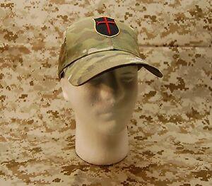 a1630f2728 Image is loading Multicam-Crusader-Shield-Christian-Baseball-Cap-Green-Beret -