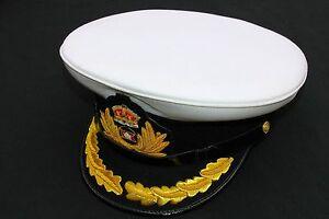 a87e3a1f9004a ROYAL MARINE SHIP WHITE STAR LINE HATS TITANIC CAPTAIN SMITH HAT ...