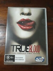 True-Blood-Season-Season-1-DVD-5-Disc-Set-Australian-Region-4-Free-Post-B6