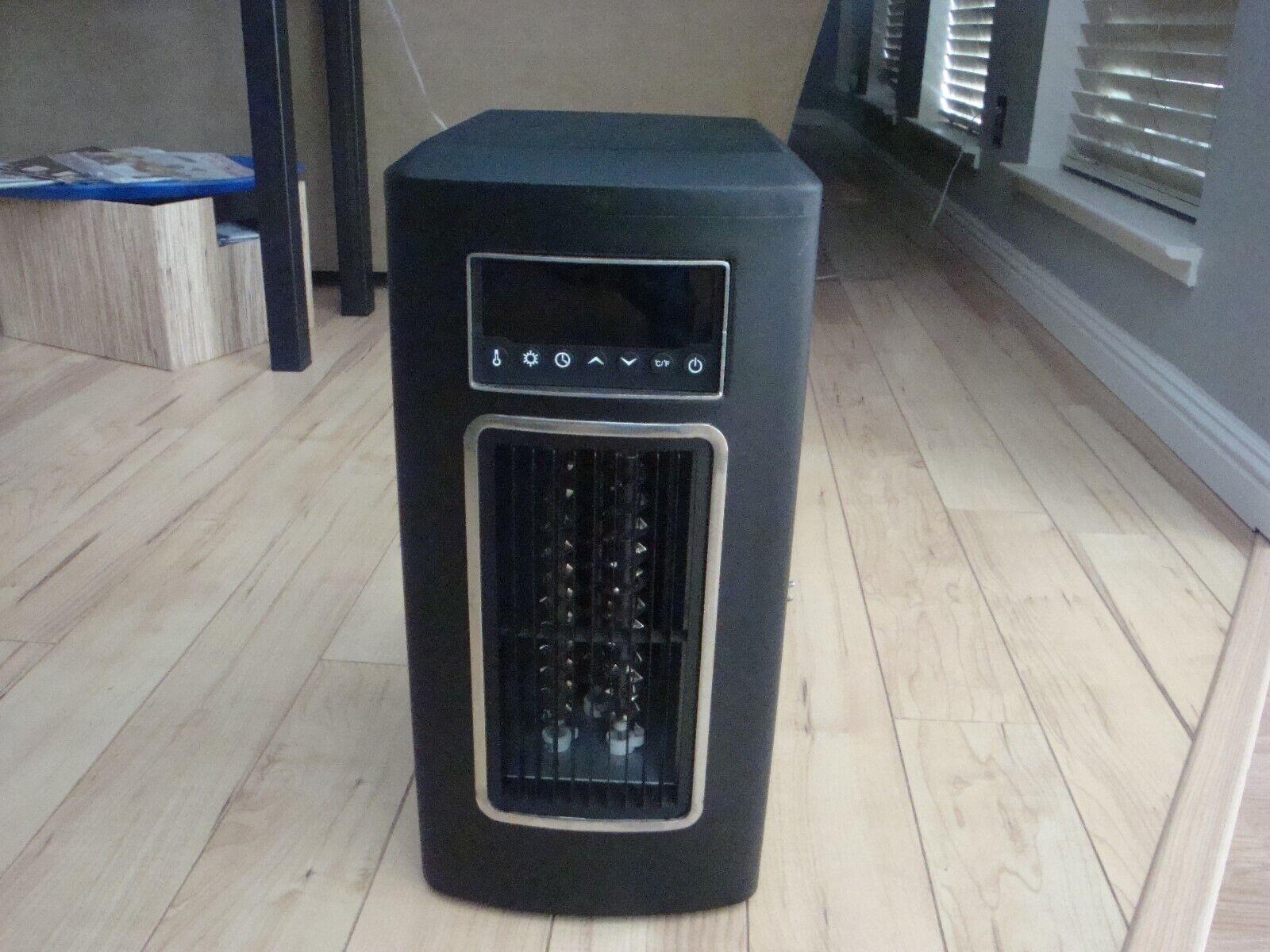 Life Pro Infrared Quartz Heater Model Ls 3w Bpiqt 1500 Watt With Remote Control For Sale Online