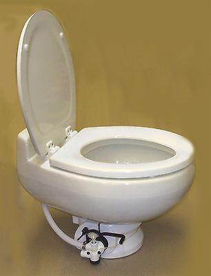 Floor Flange seal /& bolt kit      FFSEAL Mansfield//Sealand Traveler Toilet