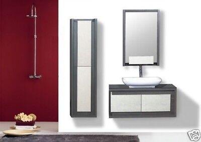 Bathroom Vanity Modern Bathroom Vanity Set Single Sink Zara 39 5 640265210563 Ebay