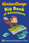 Curious George Big Book of Adventures by H. A. Rey (Hardback, 2013)