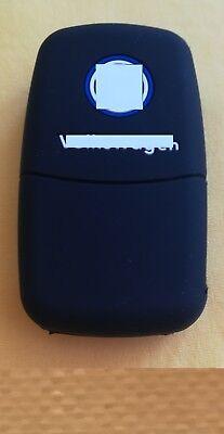 Guscio in Silicone Cover Chiave per Telecomando VW Volkswagen New Beetle Lupo T5