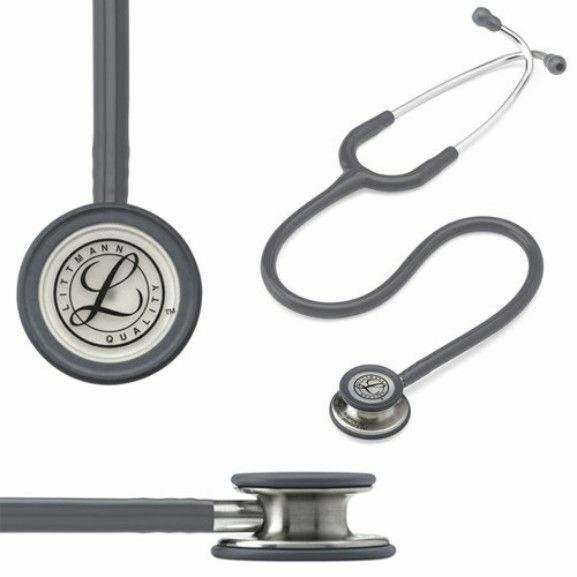 buy 3m littmann classic iii stethoscope 27 inch grey 5621. Black Bedroom Furniture Sets. Home Design Ideas