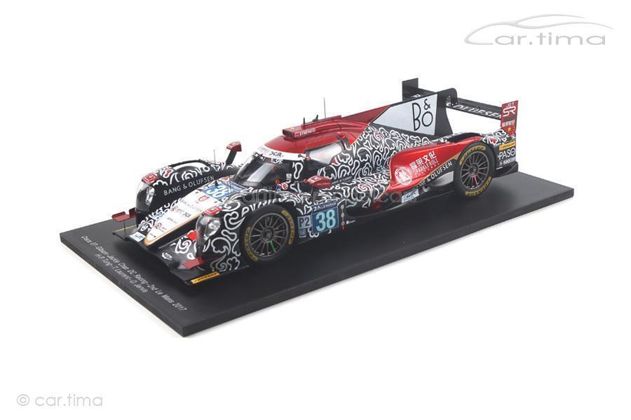 Oreca 07 - Winner LMP2 Class 24h Le Mans 2017 - Tung   Laurent   Jarvis - Spark  | Kaufen Sie beruhigt und glücklich spielen