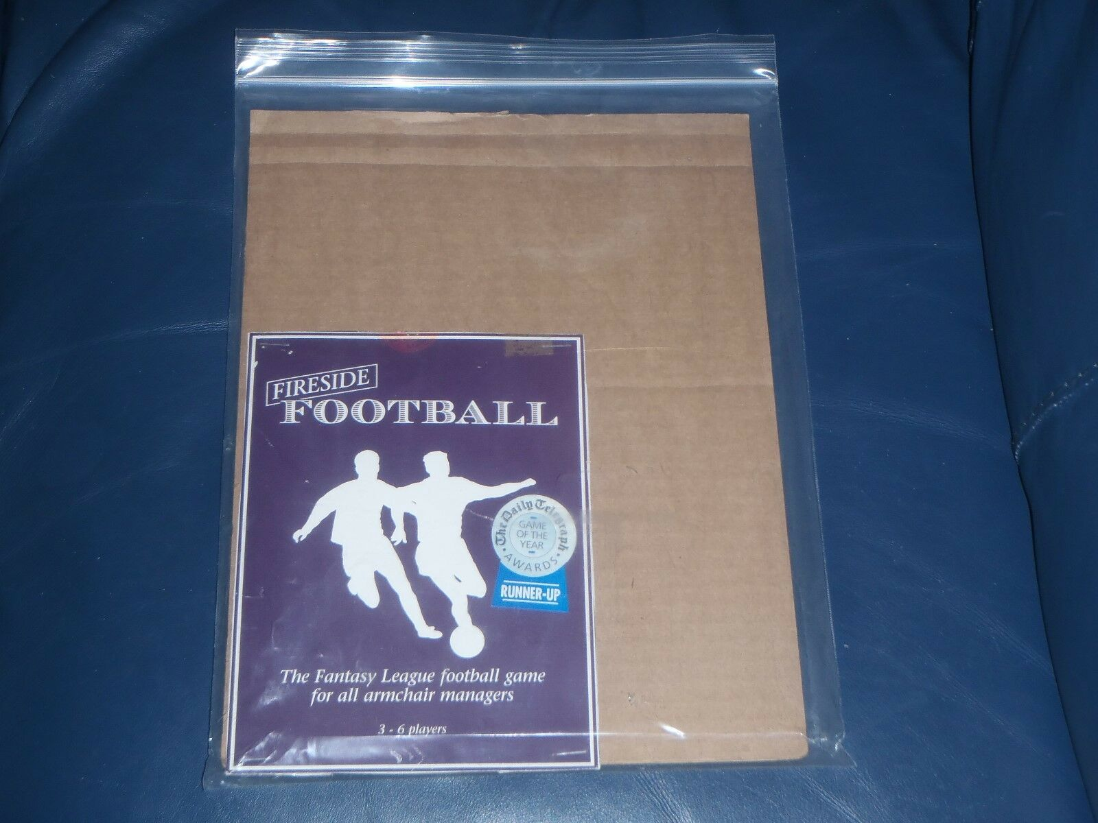 Gibson FireSide Football Card Game (Includes Extra Content From Creator)