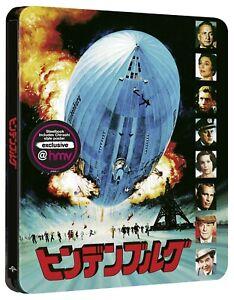 The-Hindenburg-Bluray-Steelbook-Japanese-Artwork-Ltd-Edtn-HMV-UK-Excl-Presale