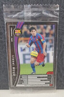 FC Barcelone WCCF Japon Panini//SEGA 2006-2007 No 343 DECO