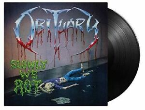 Obituary-Slowly-We-Rot-New-Vinyl-LP-Holland-Import