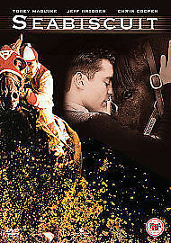 Seabiscuit-DVD-New-amp-Sealed