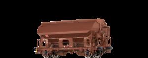 Brawa 49511 Güterwagen Tds 930 DB AG 2180072 2 840-4 neu,OVP epoche.V,H0