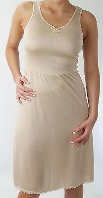 """Clemo Woman's Touch of Comfort Full Nylon Slip 26"""""""