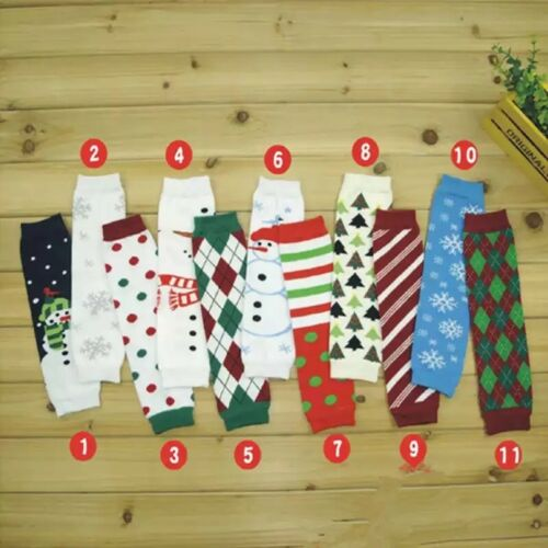 Baby Christmas Leg Warmer,Baby Cotton Tight,Valentine/'S Day Leggings