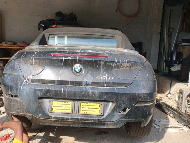 Bmw 650i stripping for spares