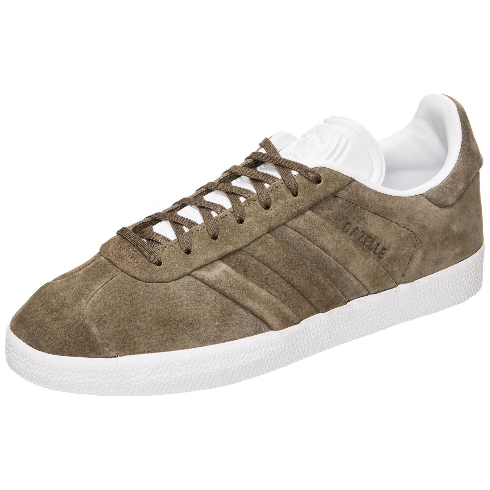 adidas Originals Gazelle Stitch and Turn Sneaker Grüntöne NEU Schuhe Turnschuhe
