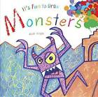 It's Fun to Draw Monsters by Mark Bergin (Paperback / softback, 2013)