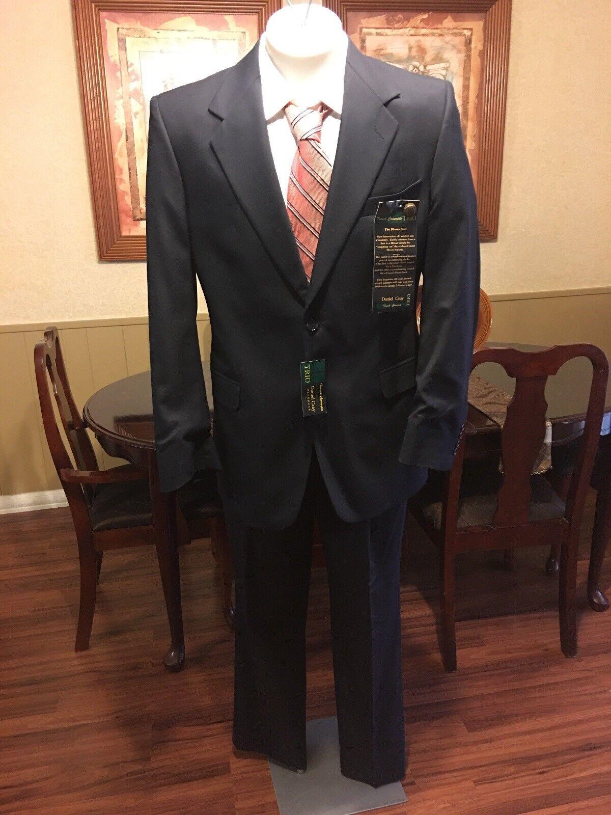 Daniel grau  Herren Suit