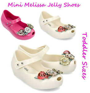 291c4ae5a Baby Girl Shoes Mini Melissa Ultragirl X Mary Jane Jelly Toddler ...
