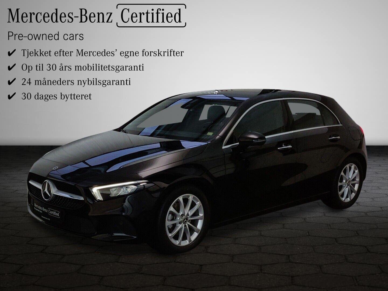 Mercedes A180 d 1,5 Advantage aut. 5d - 314.900 kr.
