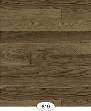 Dollhouse Wallpaper Wood Flooring in Walnut