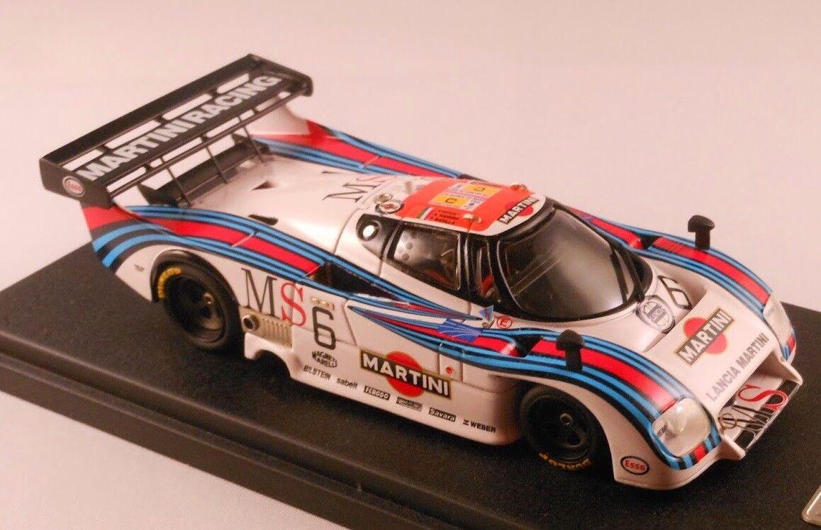 Kit Lancia LC2  6 Le Mans 1983 1983 1983 - Madyero Models kit 1 43 ff0f3b