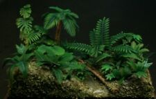 1/35 Scale Greenline - Jungle Pack 4 - laser cut Paper Plant set