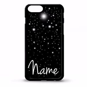 reputable site 4e5a1 91965 Details about Starry night sky space stars print astrology personalised  name phone case cover