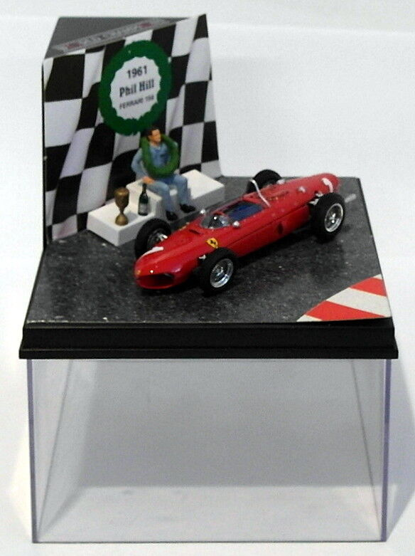 Quartzo 1 1 1 43 Scale QWC99011 F1 World Champions - Ferrari 156 - P.Hill 1961 555074