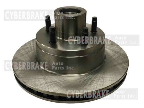 5438 FRONT Brake Rotor Pair of 2 Fits 80 Lincoln Continental