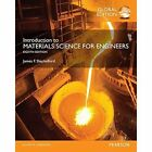 Introduction to Materials Science for Engineers, Global Edition by James F. Shackelford (Paperback, 2015)