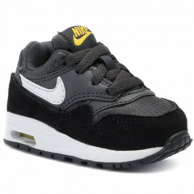 Details about Nike Air Max Skyline Infants Trainers Grey
